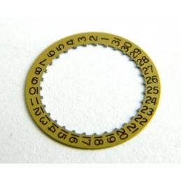 Indicateur de quantième doré FERRARI F7000 941