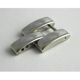 maillon Baume & Mercier Linea acier 14mm