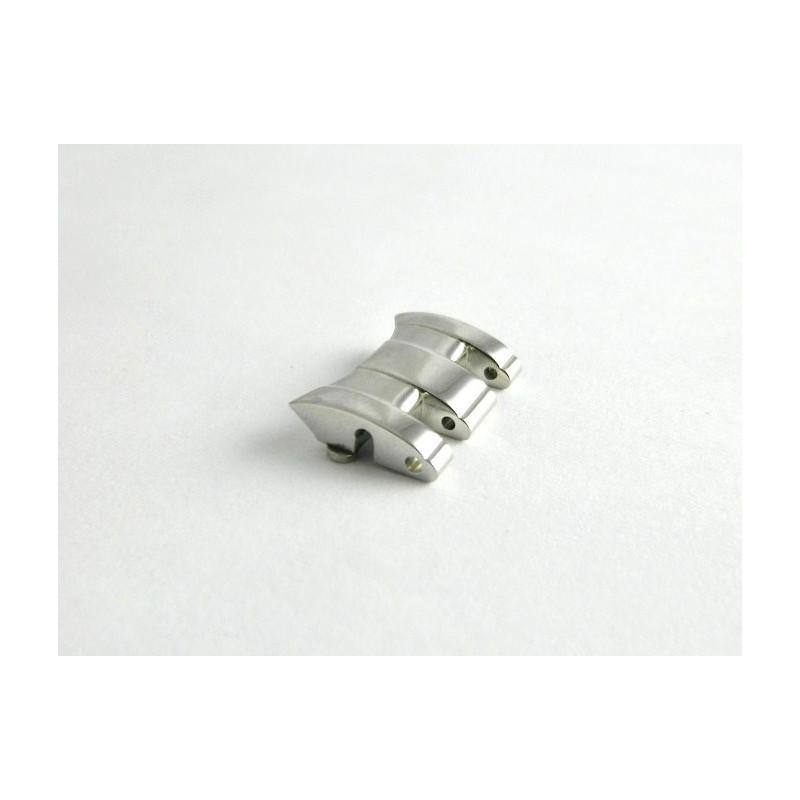 Pièce de bout acier ULYSSE NARDIN 19mm
