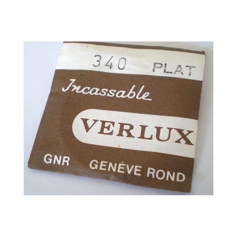 verre plat VERLUX 340mm