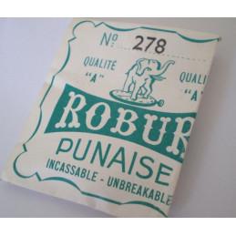 verre punaise ROBUR 278mm