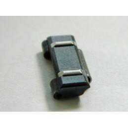 Maillon acier bleu foncé CORUM 19mm