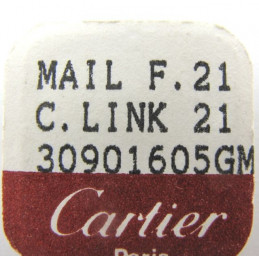 Maillon Cartier Must 21 . GM