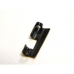 Maillon de bout acier noir FERRARI 13mm