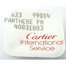 Maillon latéral acier CARTIER Panthère (pièce de bout)