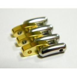 Maillon or/acier MOVADO 18mm