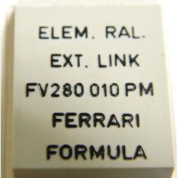 Maillon titane FERRARI 12mm