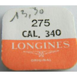 Pignon de seconde LONGINES Cal 340