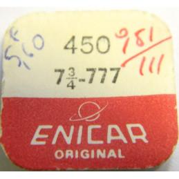 Renvoi ENICAR Cal. 777