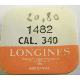 Roue entraîneuse de rochet neuve LONGINES Cal 340
