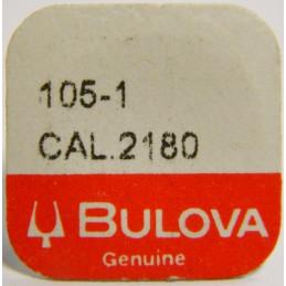 Roue réf. 105-1 BULOVA Cal. 2180