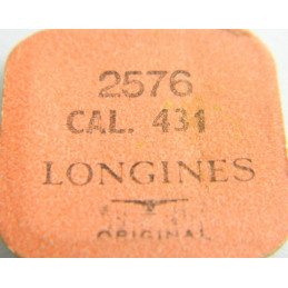 Sautoir de quantième LONGINES Cal 431