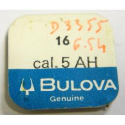Tige de remontoir BULOVA Cal. 5AH