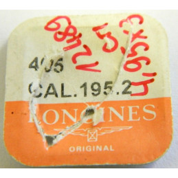 Tige de remontoir LONGINES Cal 195.2