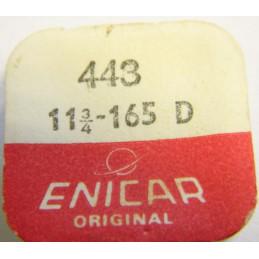 Tirette ENICAR Cal. 165