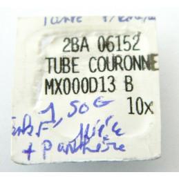 Tube couronne acier CARTIER Panthère