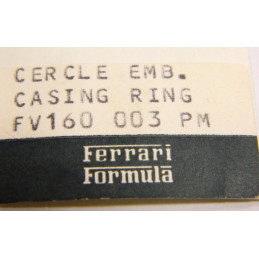 Cercle d'emboitage FERRARI FV160 003 PM