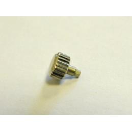 Couronne acier PEQUIGNET 4.45mm