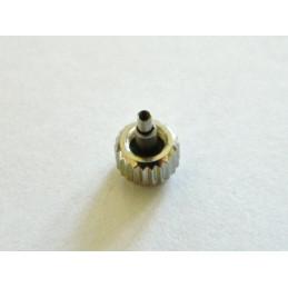 Couronne acier PEQUIGNET 4.85mm