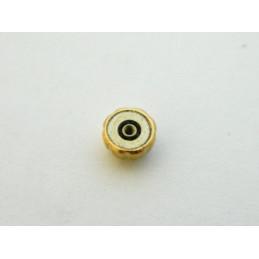 Couronne dorée FAVRE LEUBA 4.75mm