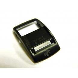 Fermoir acier noir  FERRARI 14mm