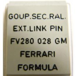 Goupille acier FERRARI GM