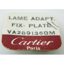 Lame adaptation fermoir CARTIER MUST 21 GM
