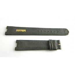 Bracelet cuir gris FERRARI 17.5mm