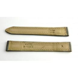 Bracelet nylon gris foncé CARTIER 13mm
