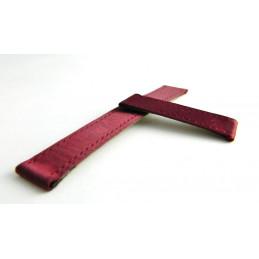 Bracelet satin bordeaux CARTIER 14mm