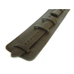 bracelet ZENITH Star marron