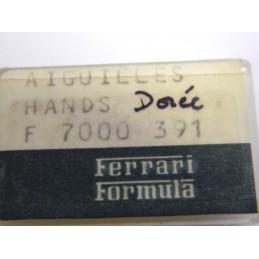 Aiguilles dorées FERRARI F7000 391