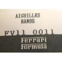 Aiguilles FERRARI Formula FV110 011