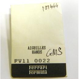 Aiguilles FERRARI Formula FV110 022