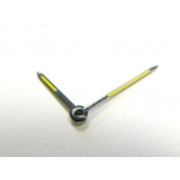 Aiguilles jaunes et noires FERRARI F6090 351