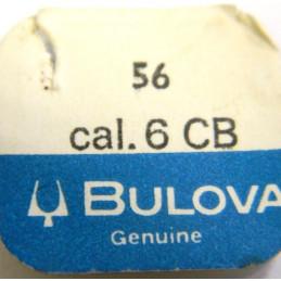Axe de balancier BULOVA Cal. 6CB