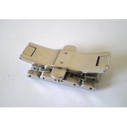 boucle déployante ZENITH pour bracelet acier