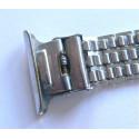 Bracelet acier années 30, neuf d'un ancien stock
