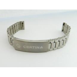 Bracelet acier CERTINA 12mm