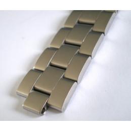 bracelet acier Swiss Army
