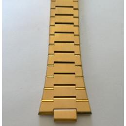 Bracelet Breitling plaqué or - 23 mm