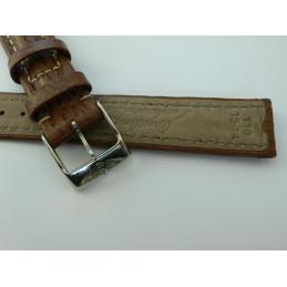 Bracelet Breitling requin 15/14mm avec boucle acier