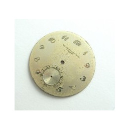 Cadran ancien VACHERON CONSTANTIN de montre gousset