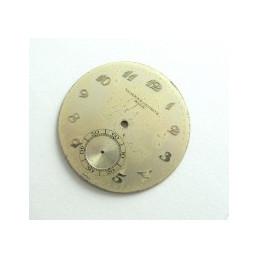 Vintage VACHERON CONSTANTIN pocket watch dial