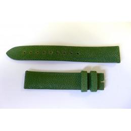 Bracelet ZENITH galuchat femme 15mm