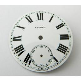 RECORD enemal dial 42mm