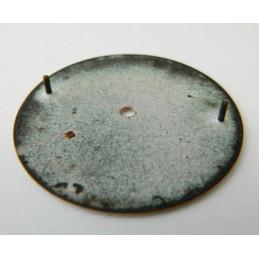 Cadran émaillé RECORD 42mm