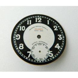 MILITARY SERVICE WATCH Dial