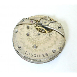 Longines pocket watch movement 25,33mm