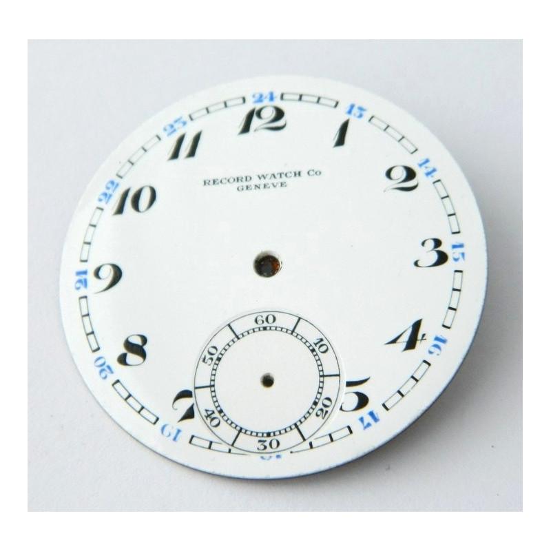 RECORD enemal dial 41.50mm